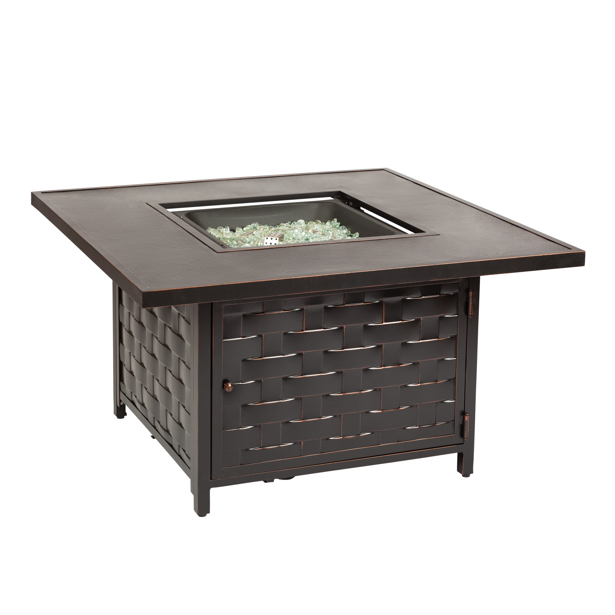 Armstrong Aluminum LPG Fire Pit