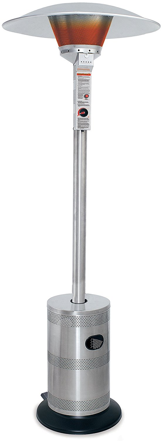 Stainless Steel Outdoor Commercial Grade Patio Heater