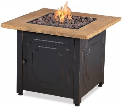 LP Gas Outdoor Fire Table