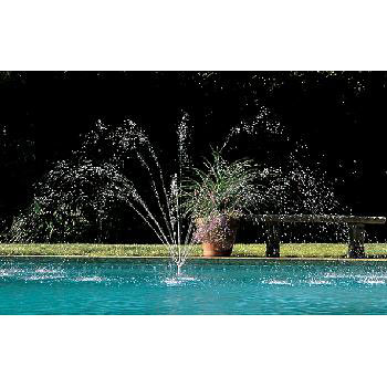 Polaris Waterstars Wall Fountain 11 100 00
