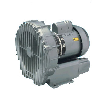 Gast Commercial Blower 2.5 Hp Three Phase 230/460 Volt 50/60 Cycle