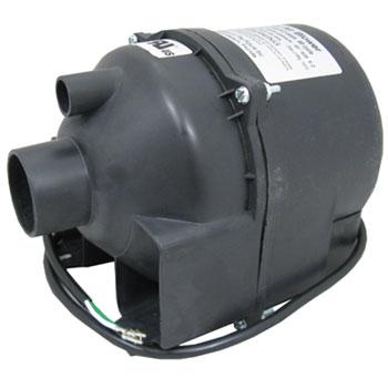 Max Air 1hp 110v Spa Air Blower w/4-Pin Amp Plug