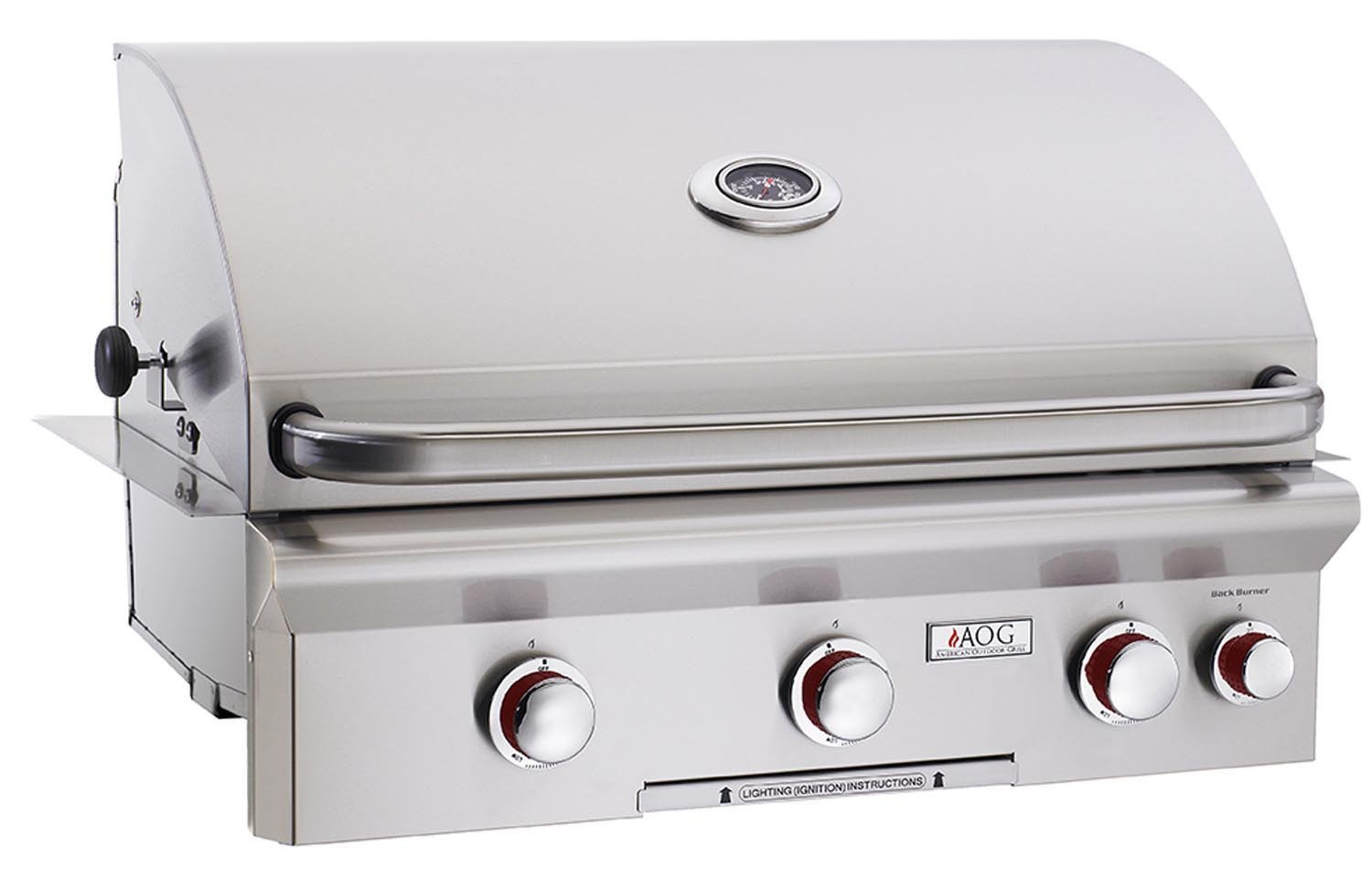 American Outdoor Grill 30 Inch Built-In Gas Grill - 55k BTU