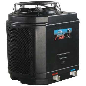 Aquapro Pro600 62 000 Btu Digital Pool Heat Pump Pro600