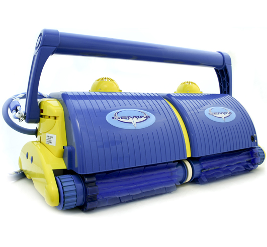 Gemini Commercial Robotic Swimming Pool Cleaner