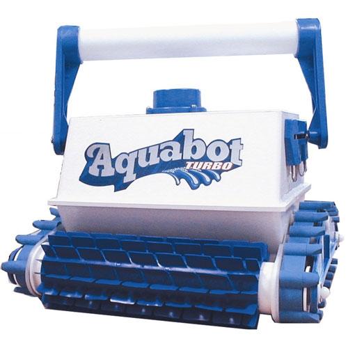 Aquabot Turbo Automatic Robotic Pool Cleaner Abt
