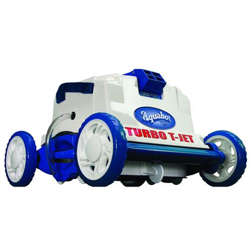Aquabot Turbo TJET Robotic Cleaner