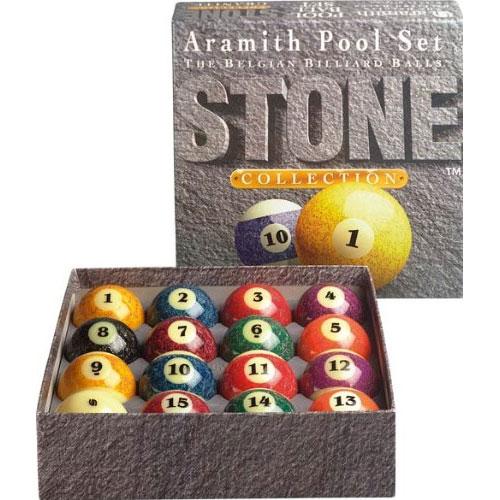 Aramith Stone Billiard Ball Set