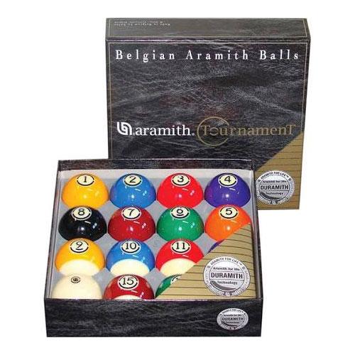 Super Aramith Tournament Billiard Ball Set