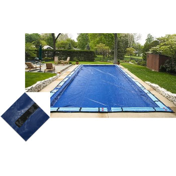 12' x 20' Rect Arctic Armor Gold Winter In-ground Pool Cover 15yr