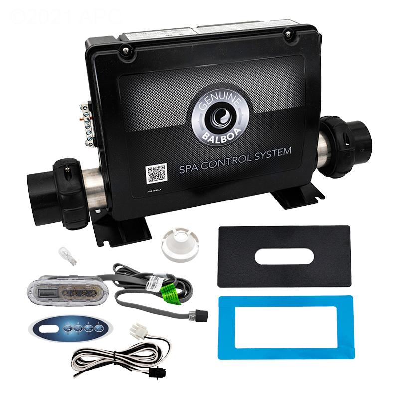 Balboa 54220-Z  Retro-Fit VS501Z Spa Control System w/Mini-Oval Topside