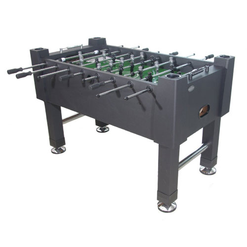 The Player Foosball Table - Black