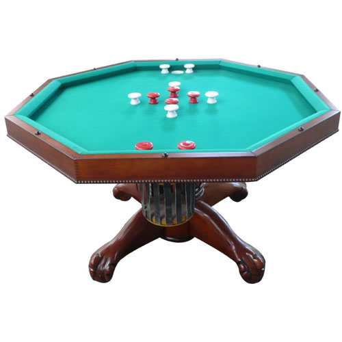 Berner Slate 3 In 1 Table Octagon 48 Quot W Bumper Pool