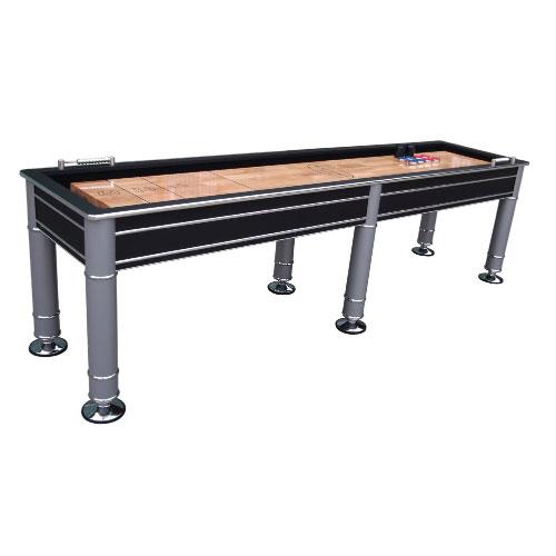 The Cosmopolitan Premium 9' Shuffleboard Table