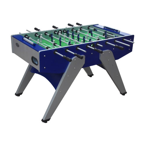 The Florida Outdoor Foosball Table - Blue