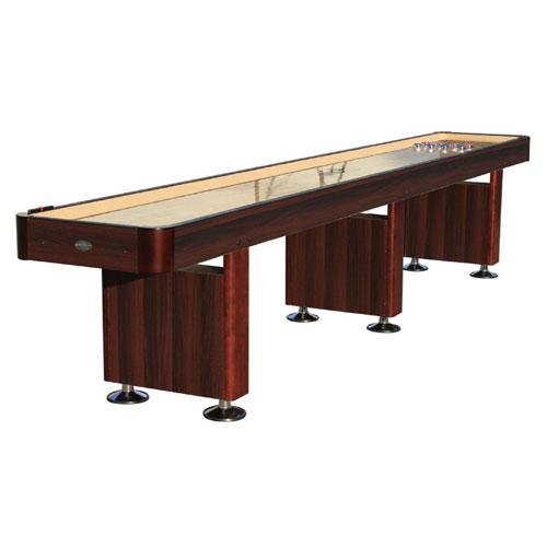 Standard 14' Shuffleboard Table - Espresso