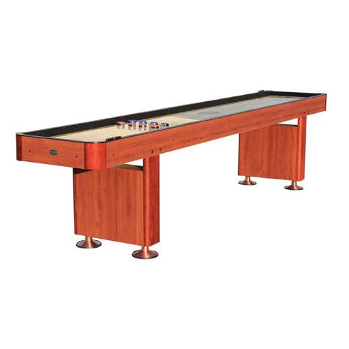Standard 9' Shuffleboard Table - Cherry