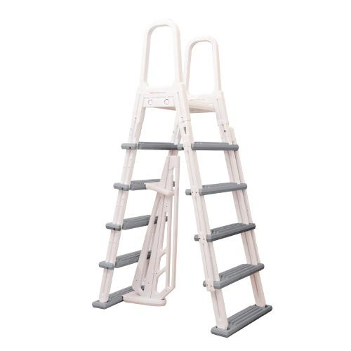 Blue Wave Heavy-Duty A-Frame Ladder