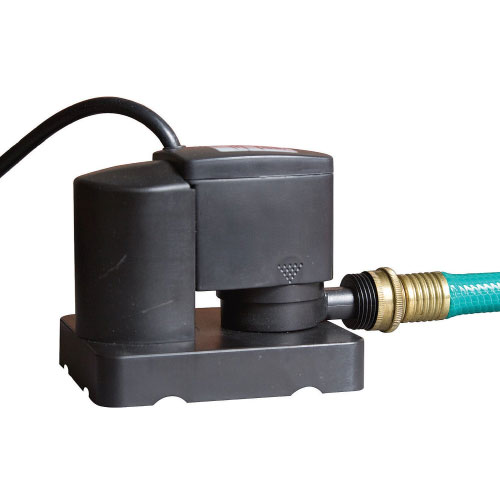 Dredger Jr. 350 GPH Above Ground Pool Winter Cover Pump W/Auto On/Off