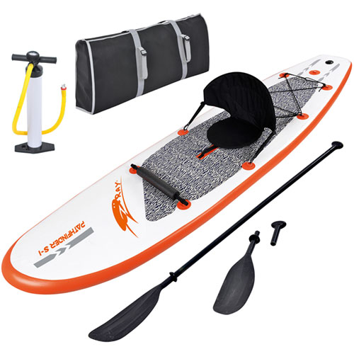 Blue Wave 10' Stingray Inflatable Stand-Up Paddleboard