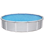 Samoan 52 Steel Above Ground Pool>