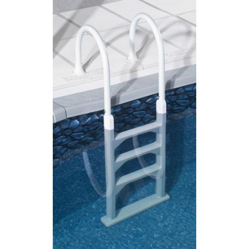 Blue Wave Standard In-Pool Deck to Pool Ladder