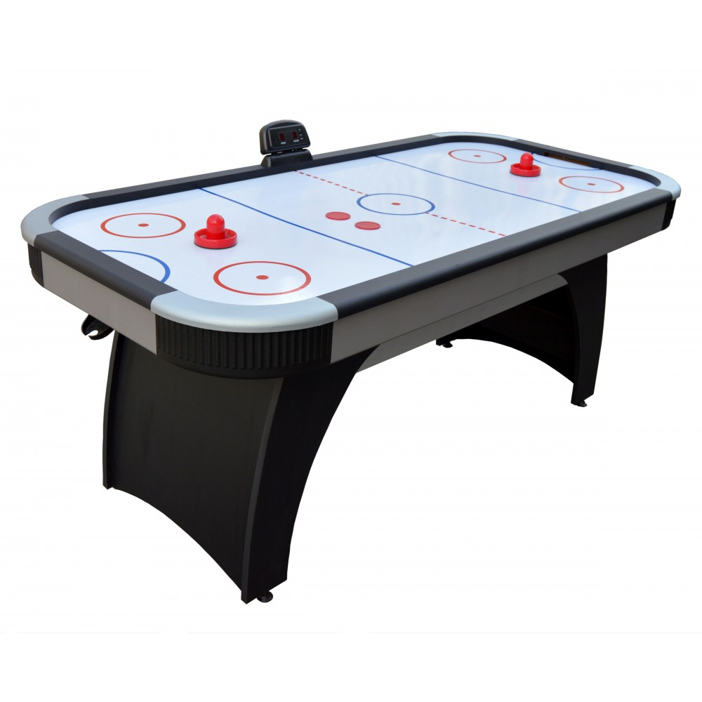 Carmelli Silverstreak 6' Air Hockey Table