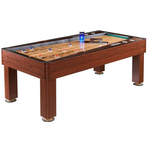 Carmelli 7' Ricochet Shuffleboard Table