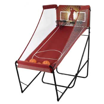 Carmelli Dual Electronic Basketball Game
