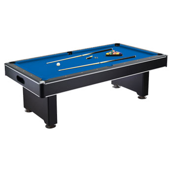 Carmelli Hustler 8' Pool Table w/MDF Playfield