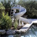 Pool Slides>