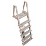 Confer 6000 Heavy Duty Resin In-Pool Ladder