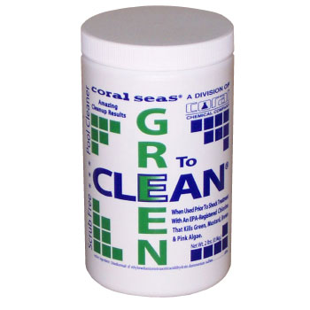 Green to Clean Pool Algaecide - 2lbs