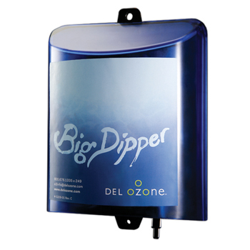 DEL Ozone Big Dipper Corona Discharge Ozone Generator