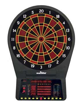 Electronic Dart Boards Arachnid Cricketpro 800 E800ara