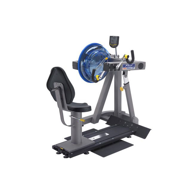 Evolution E820 Fitness Upper Body Ergometer - Fixed Crank Arms - Silver