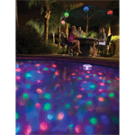Floating Pool Lights>