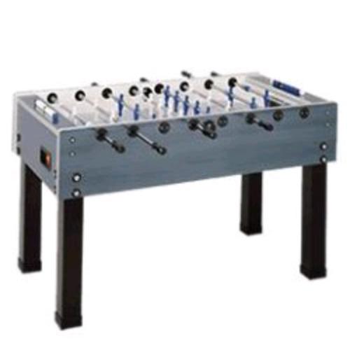 Garlando G-500 Weatherproof Foosball Table - Blue
