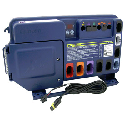 Gecko in.xm System,(3)pump,(4)5amp Access,(no heat,cords,panel)