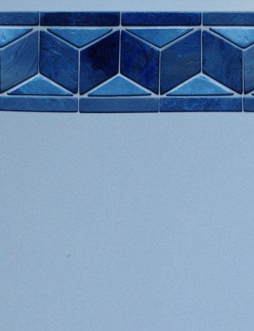 GLI 12 x 24 Rectangle Juneau Inground Pool Liner