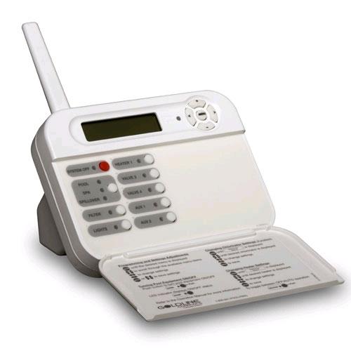 Hayward Aqua & Pro Logic Wireless Tabletop -White - PS-4