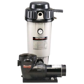 Hayward Ec50 Pool Filter W 1 5hp Pump Ec50c93s