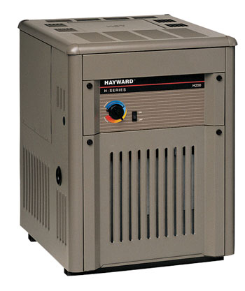 Hayward H150 150k Btu Millivolt Pool Heater Natural Gas