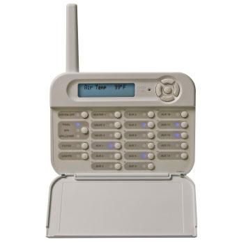Hayward Aqua & Pro Logic Wireless Wall Mounted Control Pad - White - PS-4