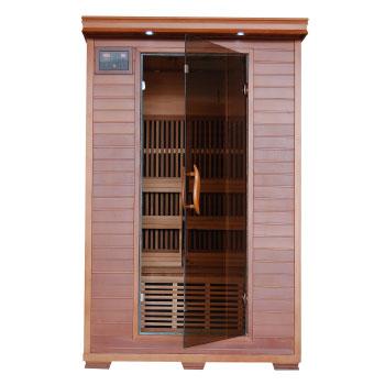 Yukon 2 Person Cedar Heatwave Infrared Sauna
