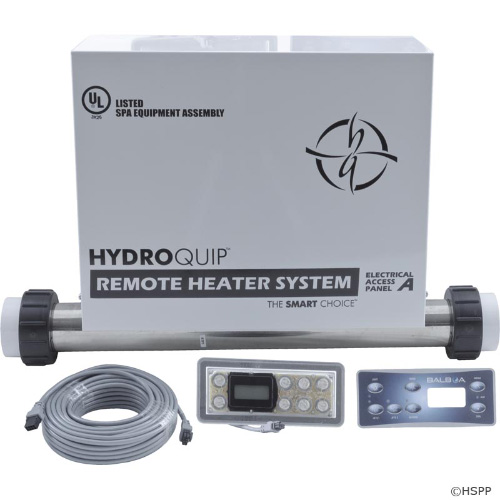 Hydro-Quip Outdoor Control CS8700-A, 11.0kW, w/60 ftTopside