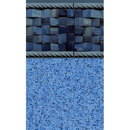Blue Cobblestone 20 Mil Inground Liners