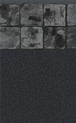 Gray Slate Tile 30 Mil Inground Liners