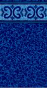 Luna Tile 30 Mil Inground Liners