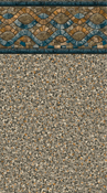Savannah Tile 20 Mil or 30/20 Mil Inground Liners